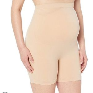 Motherhood Maternity Secret Fit Shaper Panty Nude